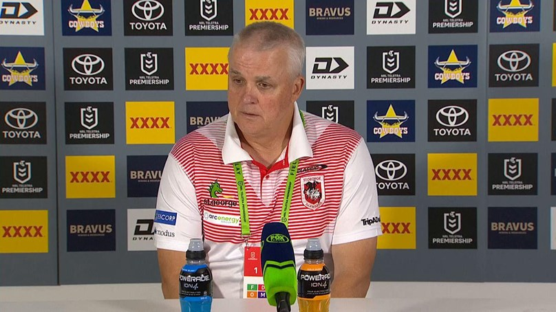 Dragons press conference: Round 2 v Cowboys