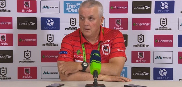 Press conference: Round 3 v Sea Eagles