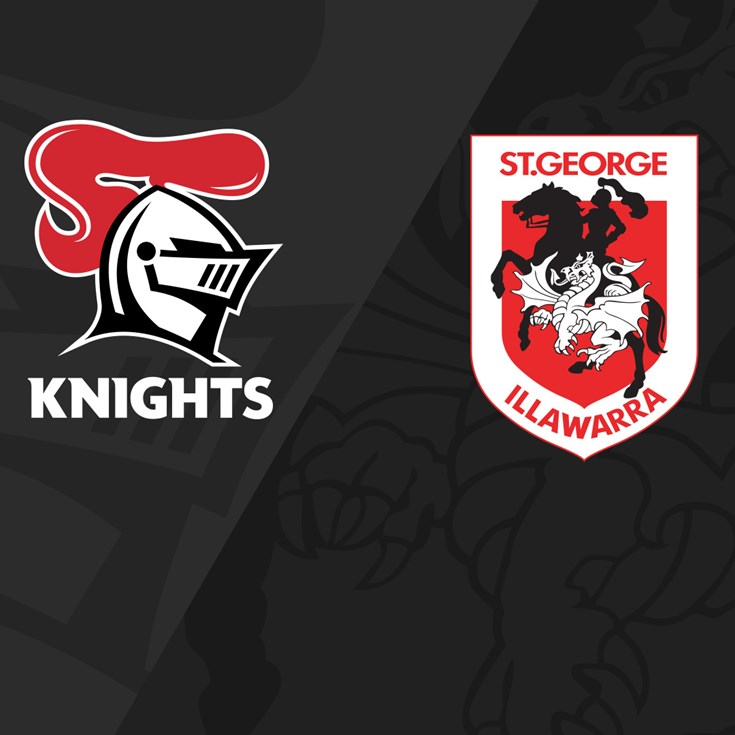 Full match replay: Round 4 v Knights