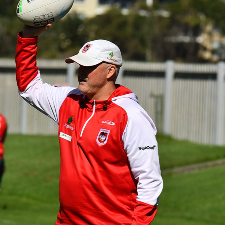 Coach's preview: Round 5 v Eels