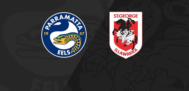Full match replay: Round 5 v Eels
