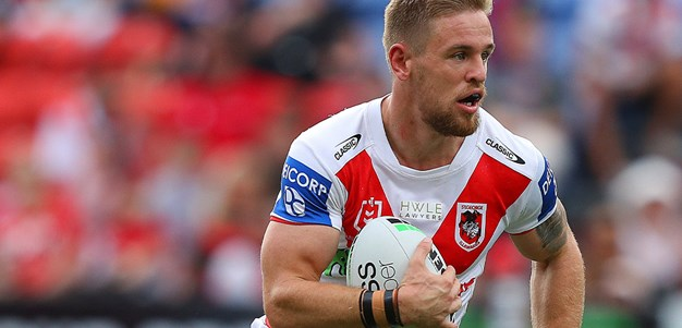 Dufty ready for Warriors challenge