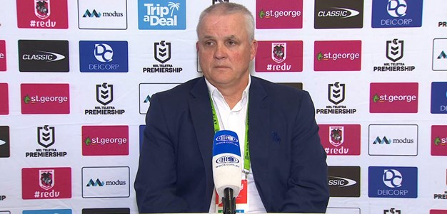 Press conference: Round 8 v Wests Tigers