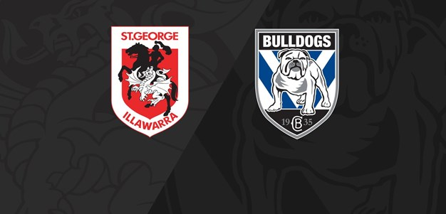 Full match replay: Heritage Round  v Bulldogs