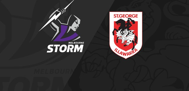 Full match replay: Magic Round v Storm