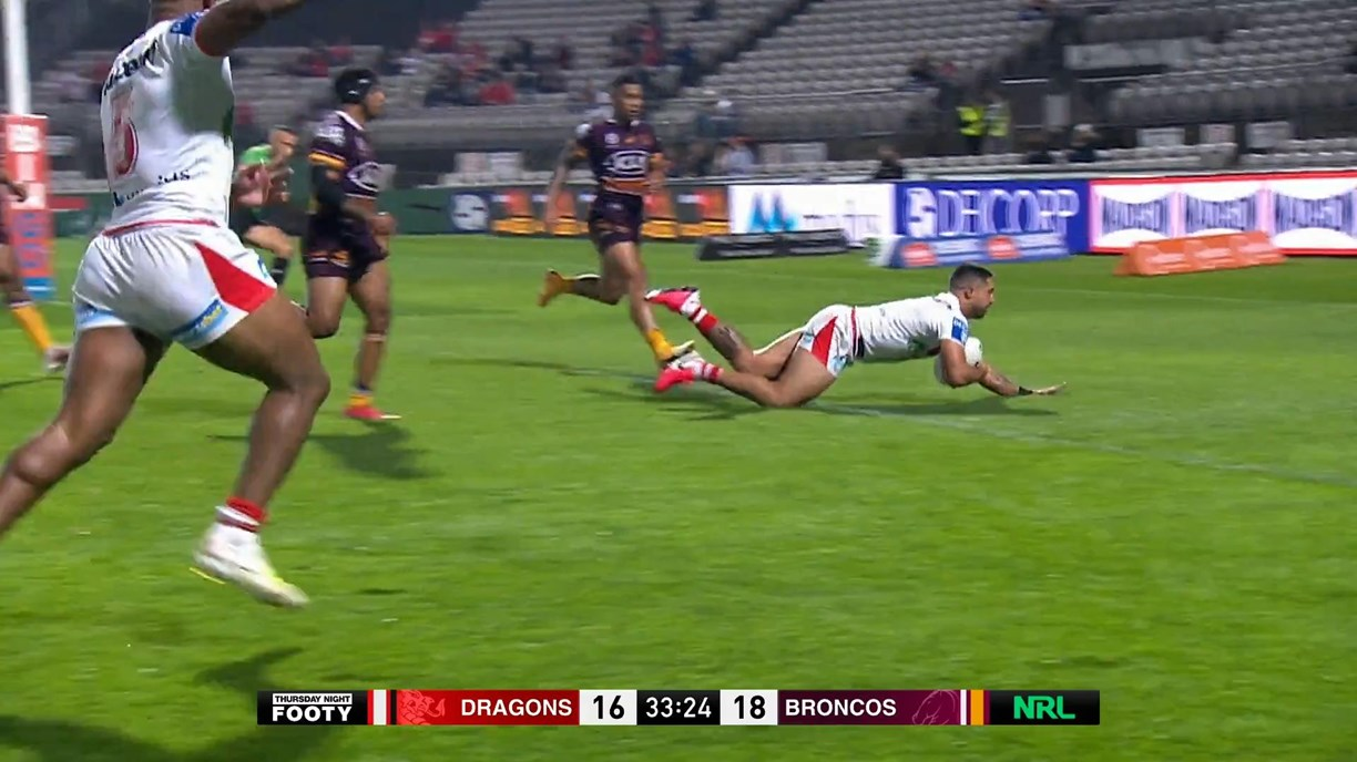 Dufty at his creative best for Beale