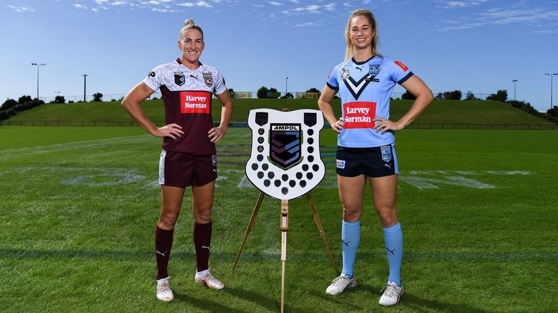 Battle for Origin supremacy: Women's Origin rivalry heats up