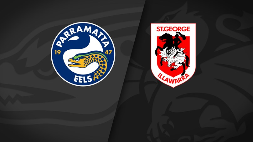NRL Trials: Dragons v Eels