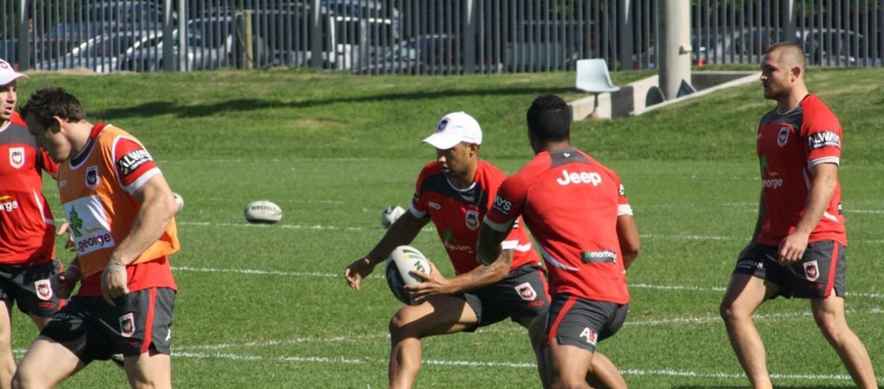 Dragons Prepare For Eels