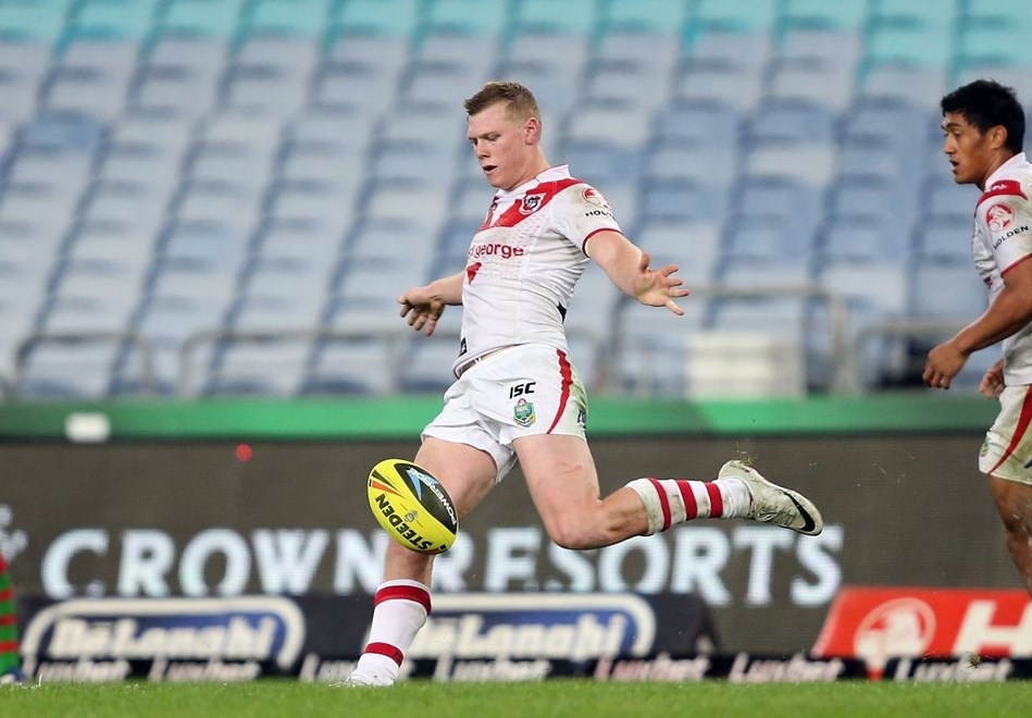 Digital Image by Robb Cox ©nrlphotos.com : : NYC Rugby League, South Sydney Rabbitohs Vs St George Illawarra Dragons, Round 12,  at ANZ Stadium, Homebush. Monday the 2nd of June 2014.