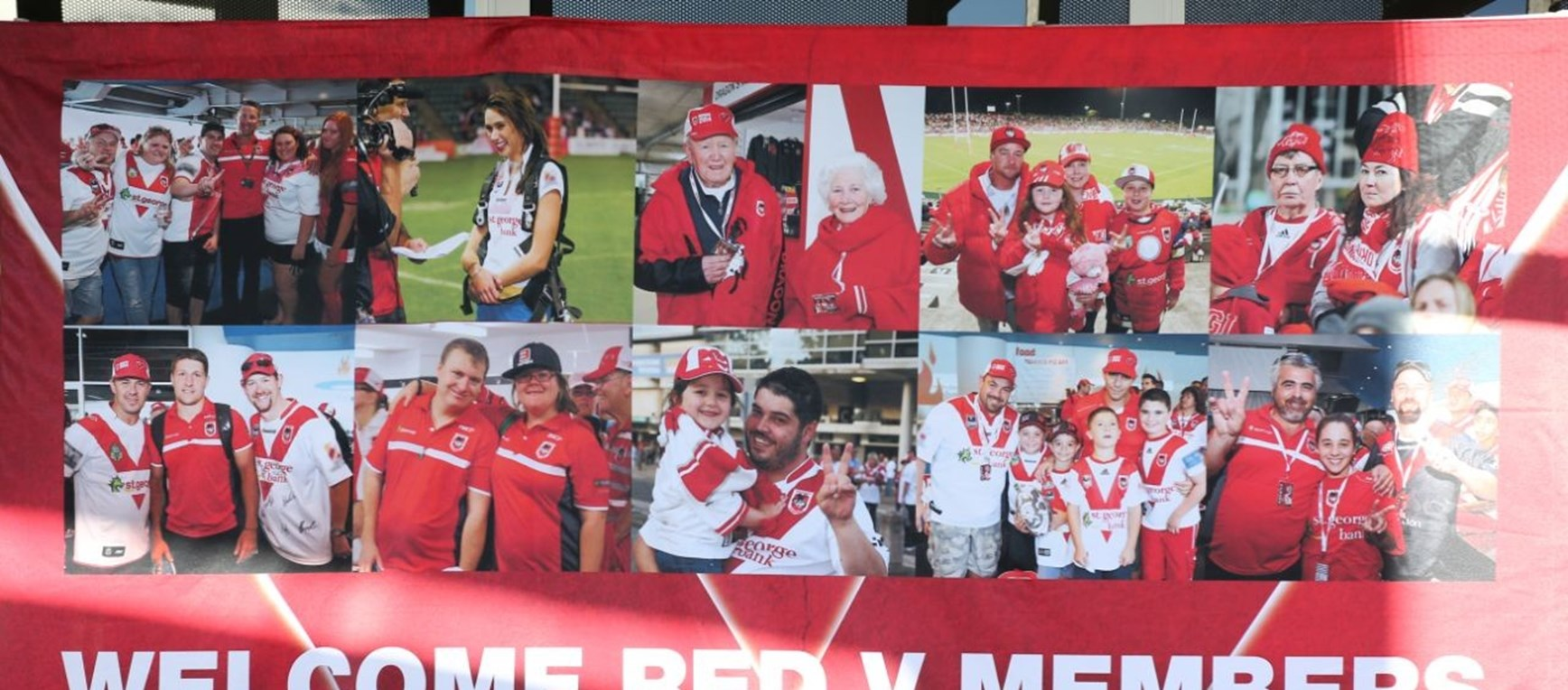 Thanks To Our Red V Members!