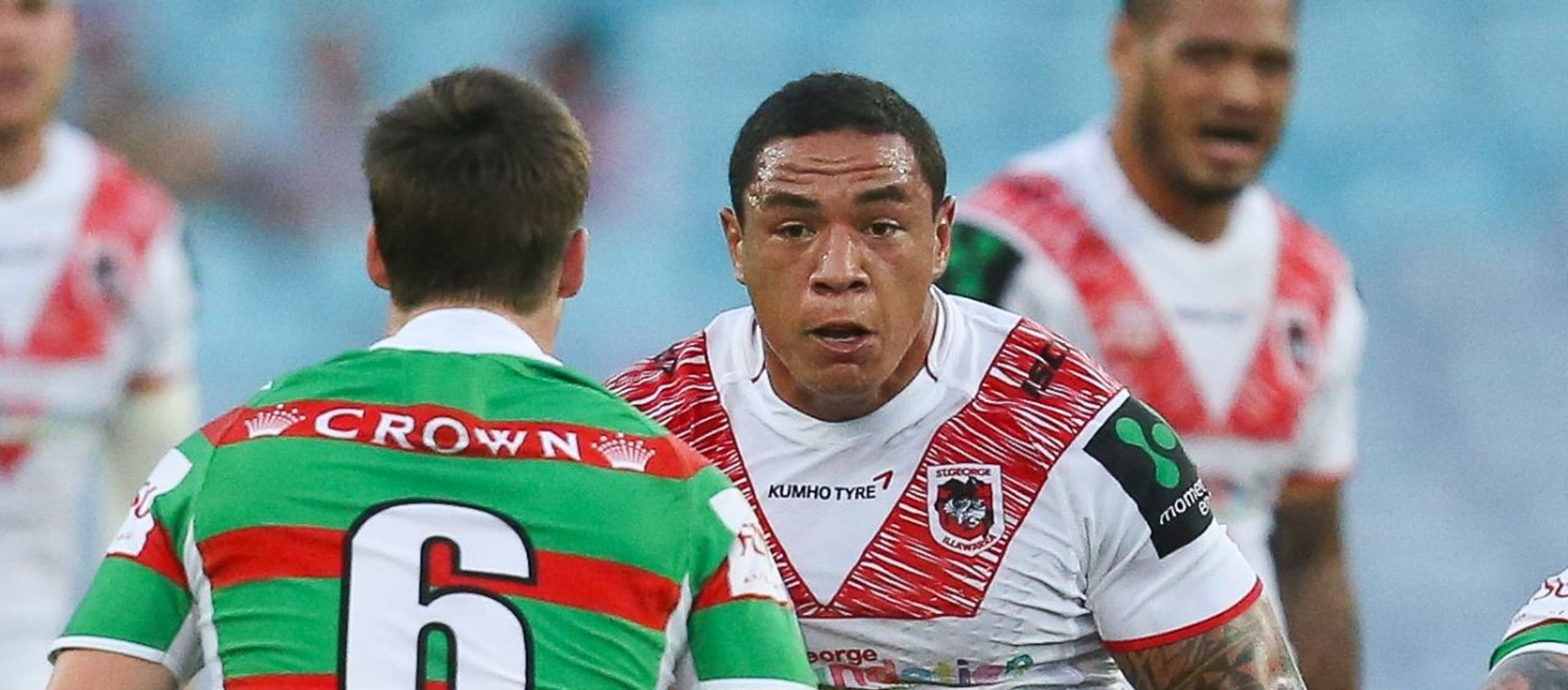 Gallery: Charity Shield v South Sydney Rabbitohs
