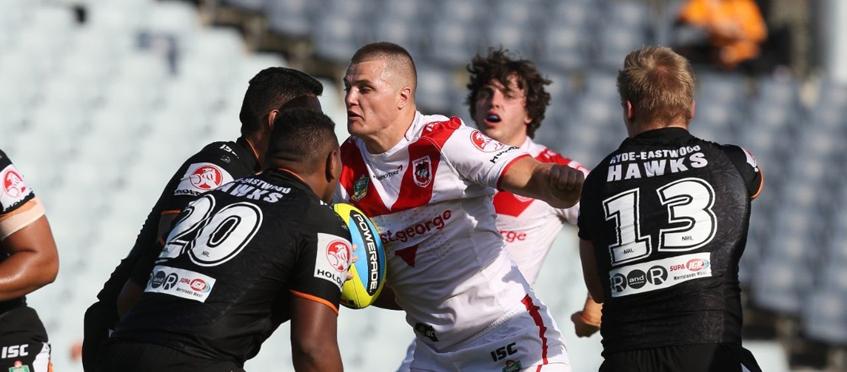 Gallery: NYC Round 2 v Wests Tigers