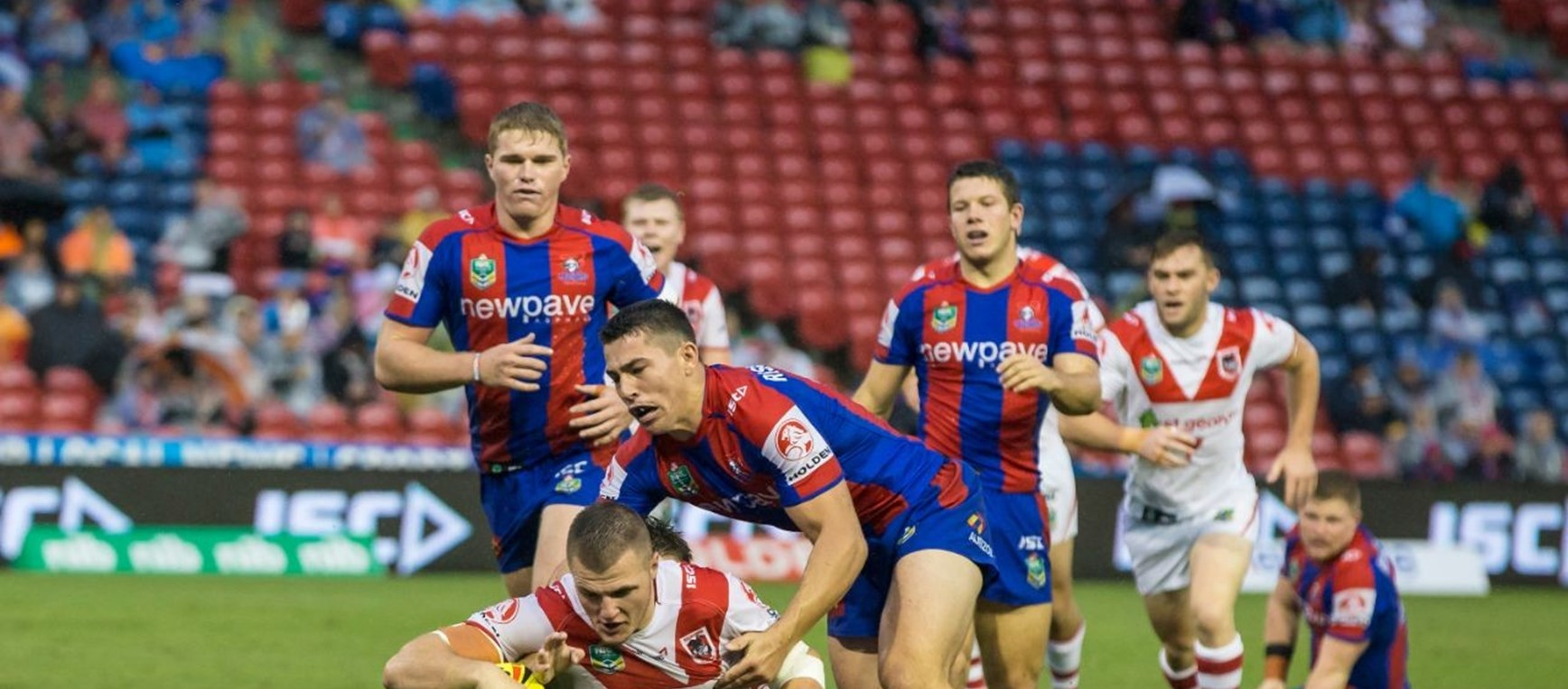 Gallery: NYC Round 5 v Newcastle Knights