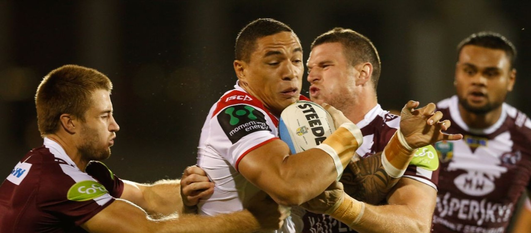 Gallery: Round 4 v Manly-Warringah Sea Eagles