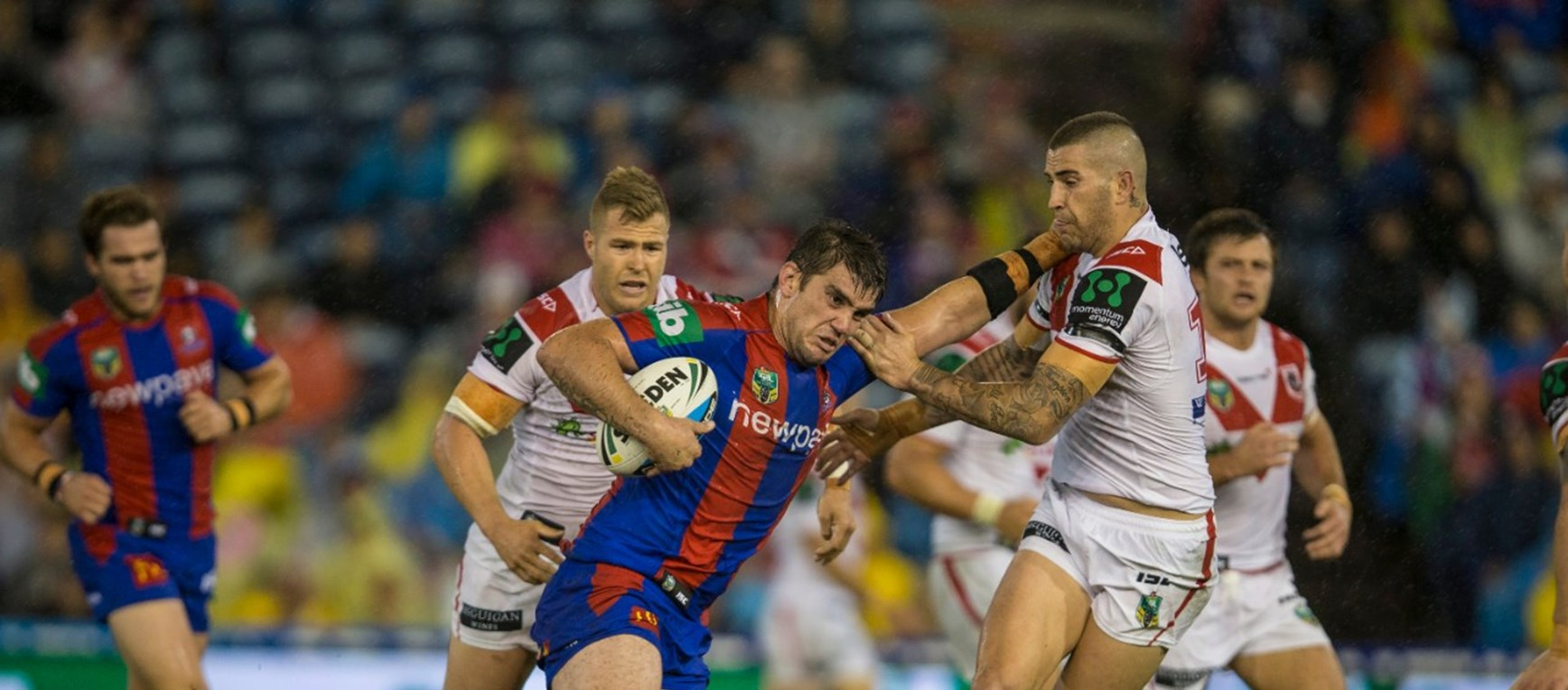 Gallery: Round 5 v Newcastle Knights
