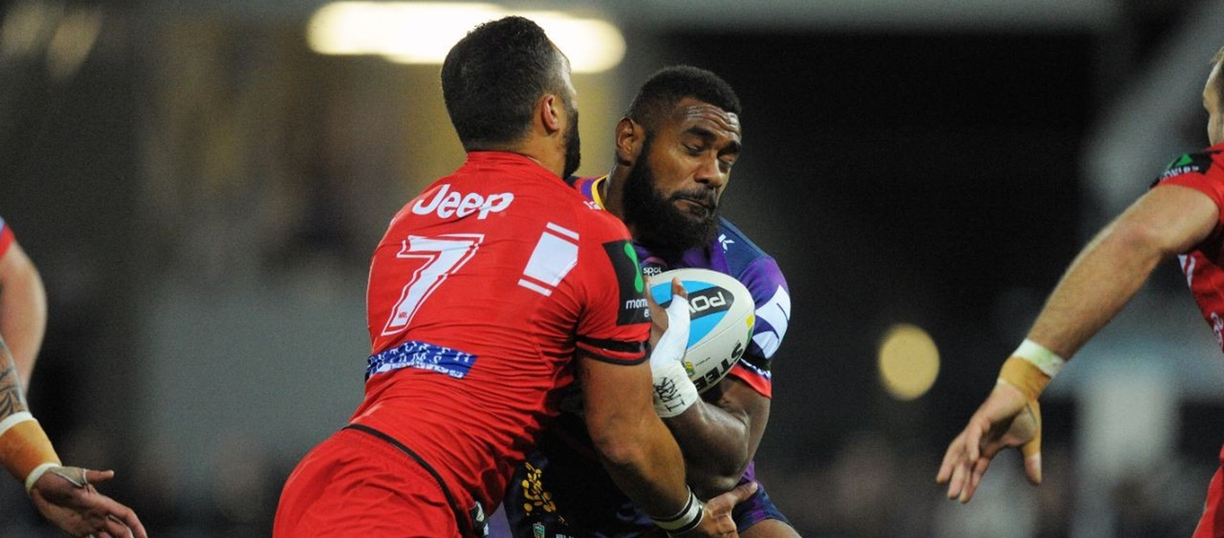 Gallery: Round 20 v Melbourne Storm