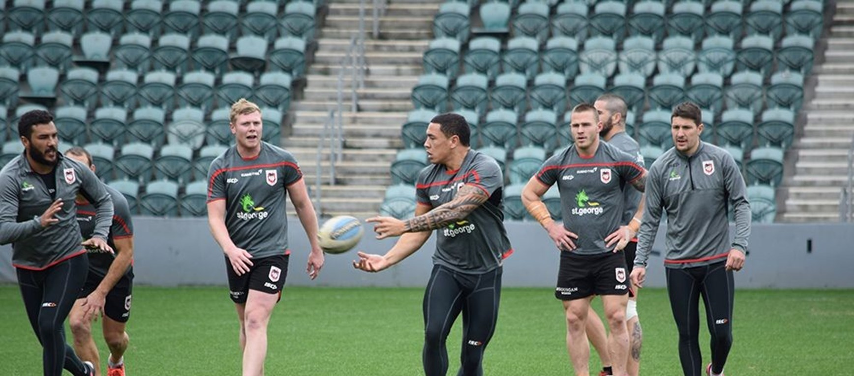 Gallery: Training Round 20
