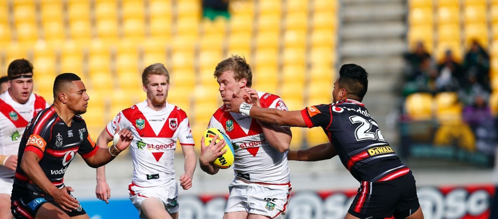 Gallery: NYC Round 22 v New Zealand Warriors