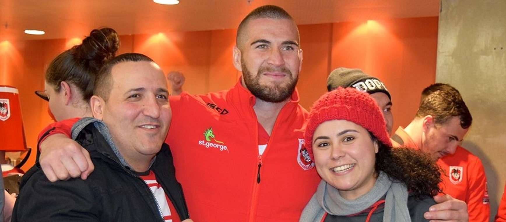 Gallery: Wellington Red V Members Function