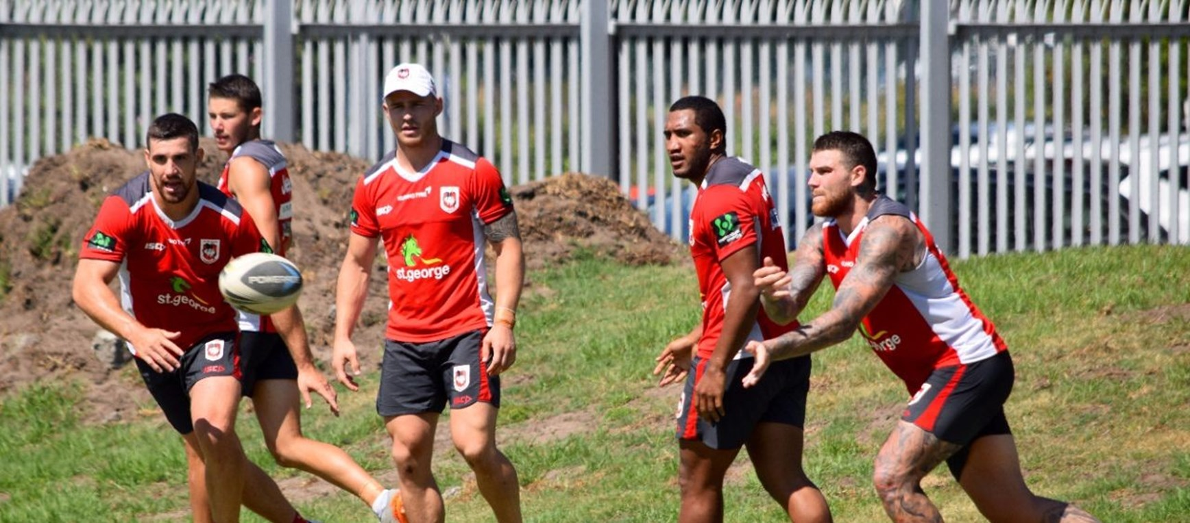 Gallery: Pre-Season Training Week 6