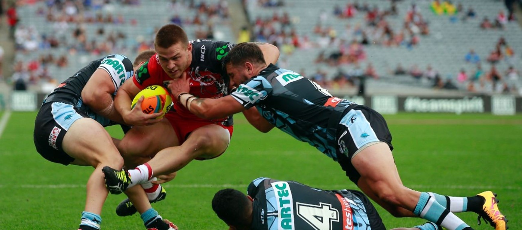 Gallery: NRL Auckland Nines Fixture 2
