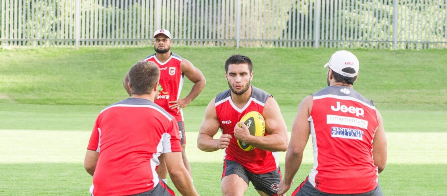 Gallery: Cutters Training Round 5