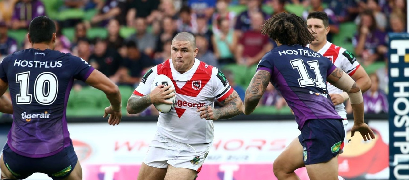 Gallery: Round 1 v Melbourne Storm