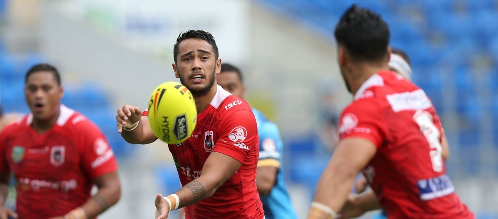 Gallery: NYC Round 7 v Gold Coast Titans