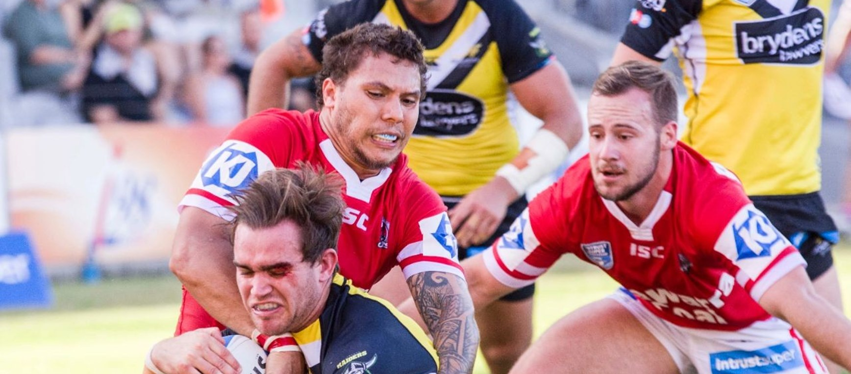 Gallery: NSW Cup Round 5 v Mt Pritchard Mounties