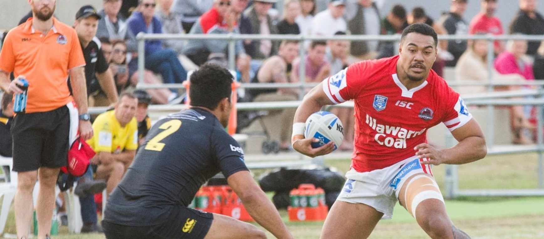 Gallery: NSW Cup Round 11 v Mt Pritchard Mounties