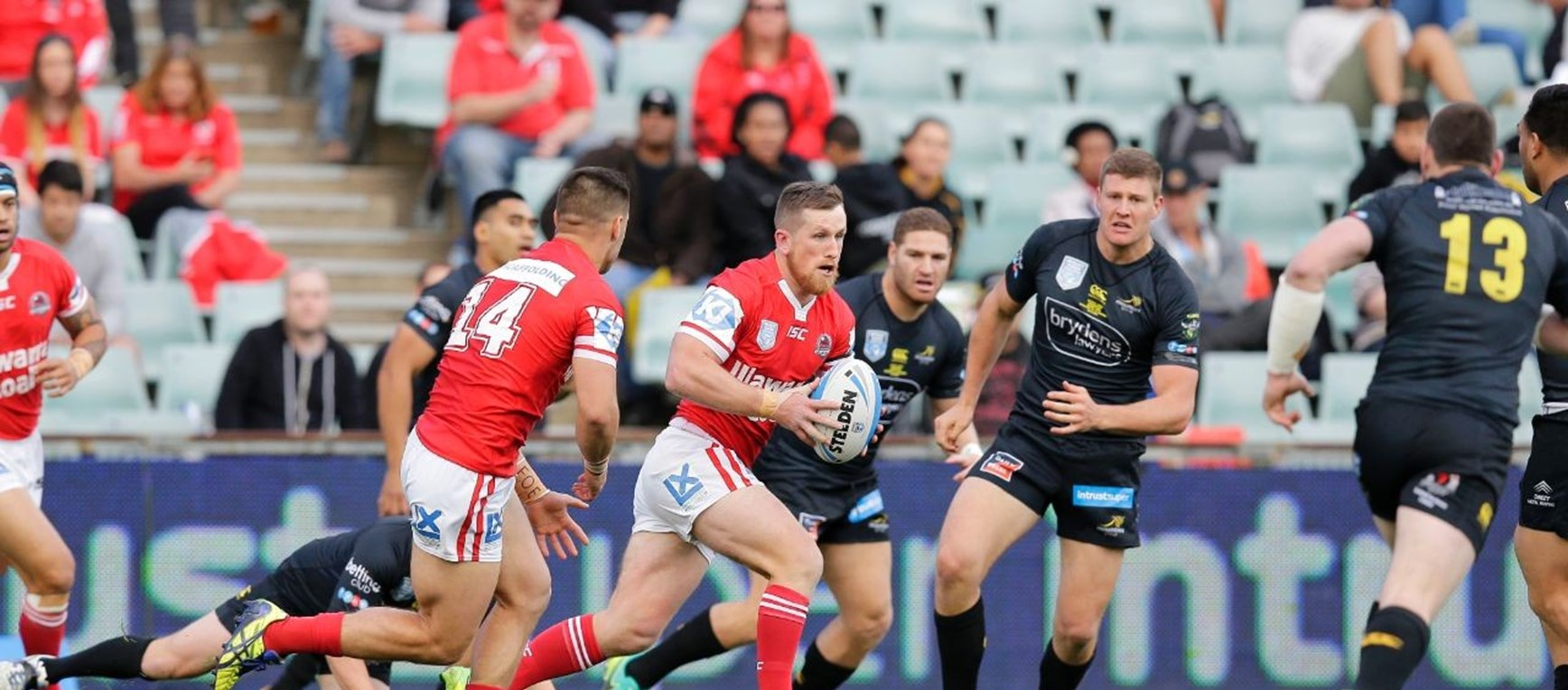 Gallery: NSW Cup Grand Final v Mt Pritchard Mounties