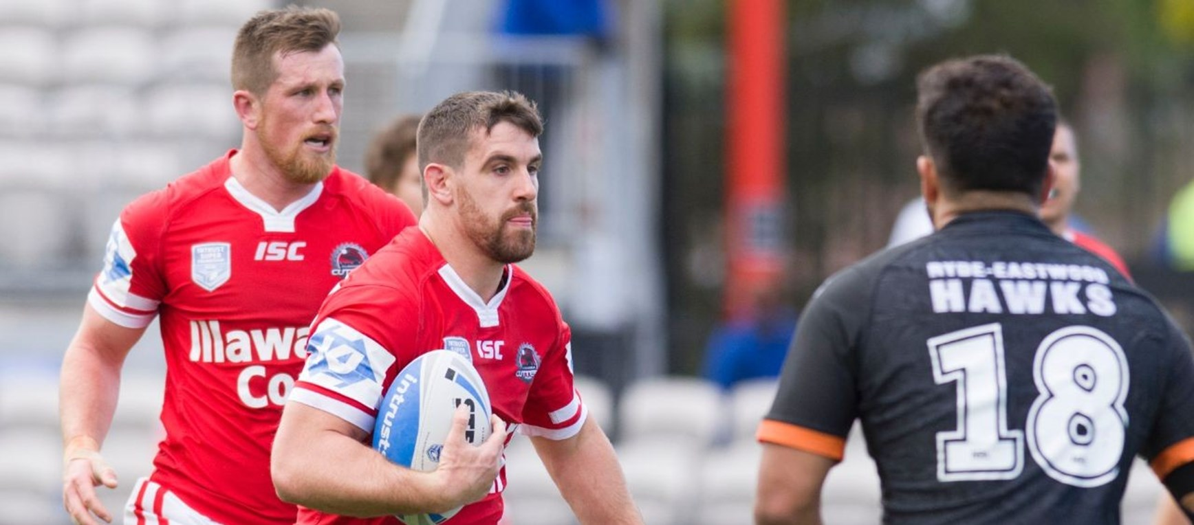 Gallery: NSW Cup Qualifying Final v Wests Tigers