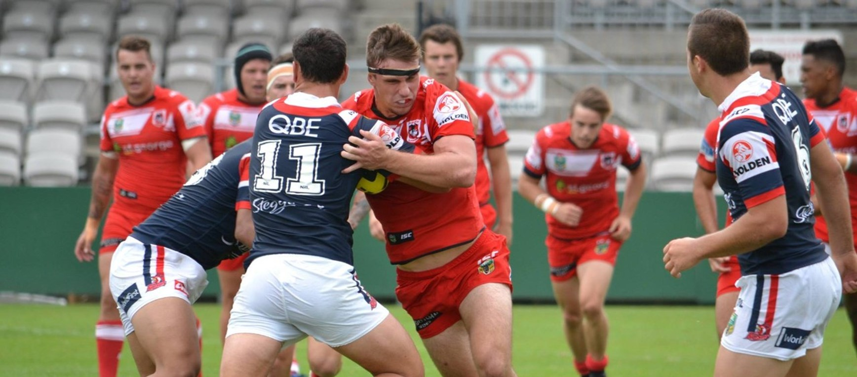 Gallery: NYC Trial v Sydney Roosters