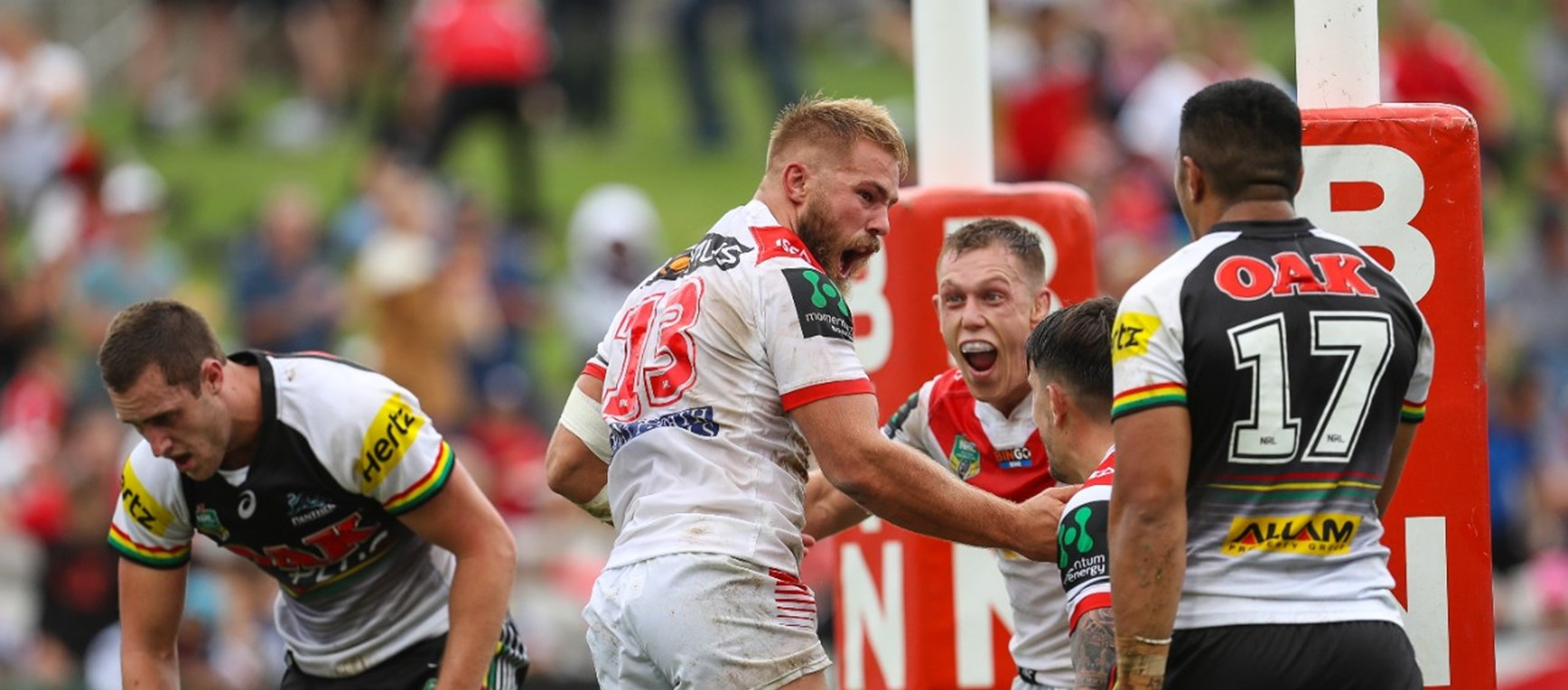Gallery: Round 1 v Penrith Panthers