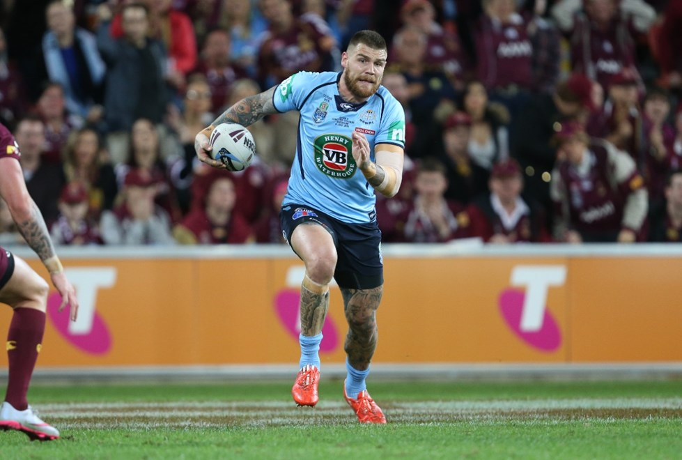 :Representative Rugby League - QLD V NSW State of Origin