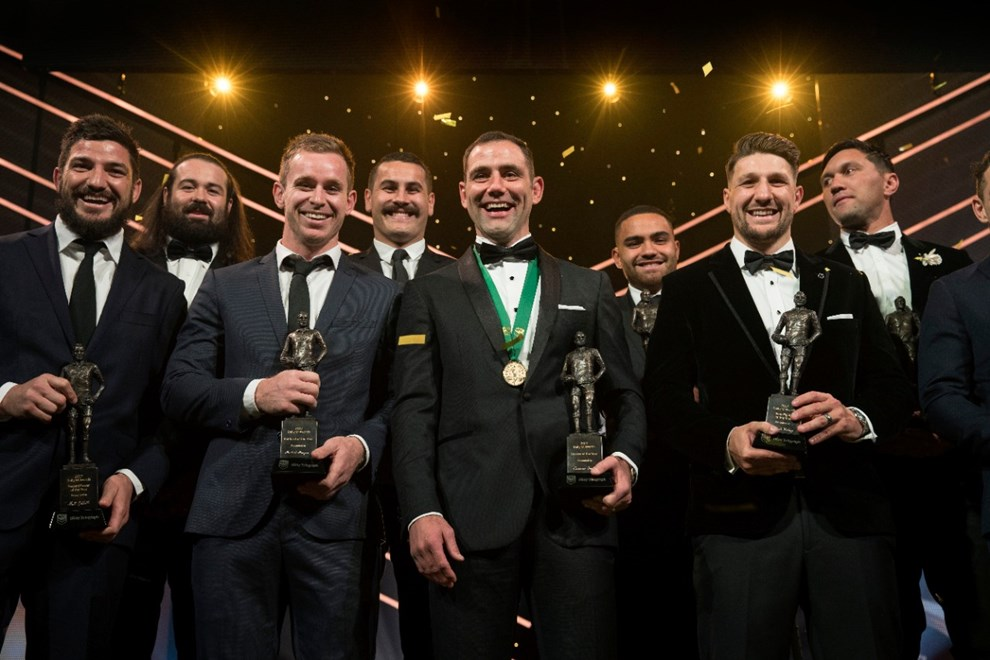 Dally M Awards at The Star  .Picture :NRL Photos / Gregg Porteous