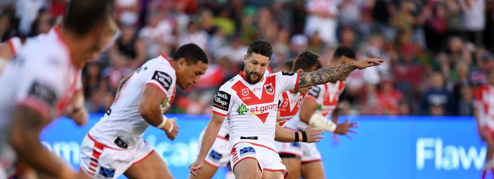 NRL Round 1 predicted line-ups