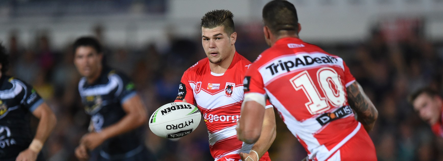 Dragons searching for Rabbitohs rebound