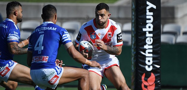 Dragons fight back falls agonisingly short in preliminary final